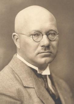 Ametisse nimetati teine Eesti saadik Belgias Otto Strandman. Foto: Välisministeeriumi arhiiv
